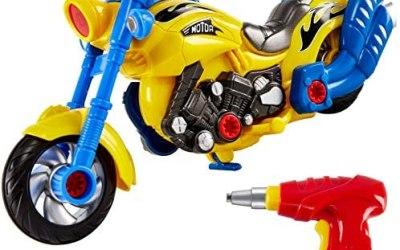 HERSITY Macchina da Montare e Smontare Giochi Moto da Assemblare Kit…