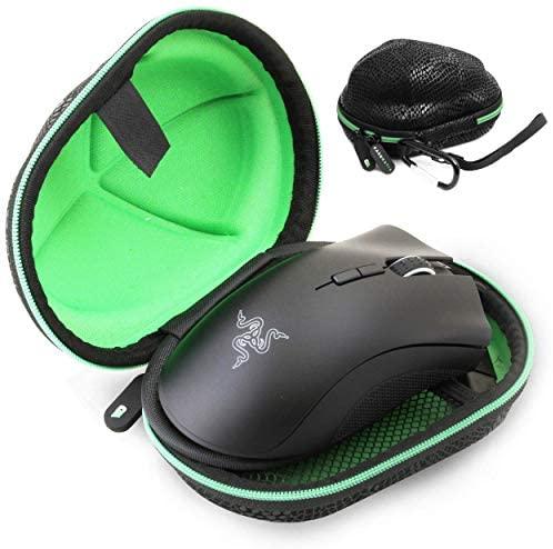 Casematix protettiva modellata Gaming Mouse Carry case Fits Razer...