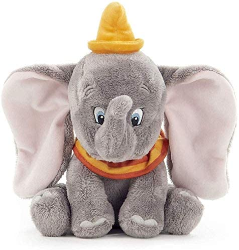 "Dumbo - Peluche Elefante 11'81""/30cm qualità Super Soft (Play by Play..."
