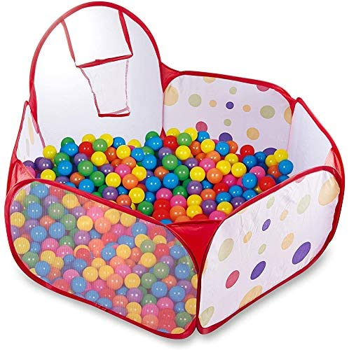 Piscina di palline per bambini, Ball Pit Tenda da gioco pop-up House...