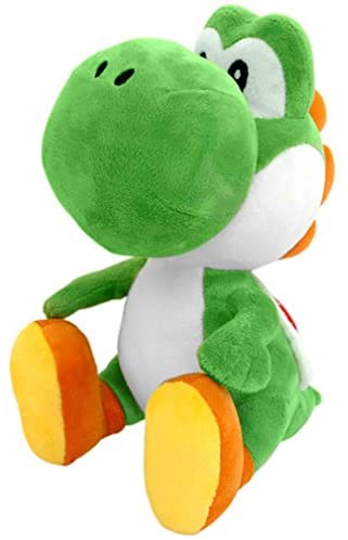 SUPER MARIO Nintendo Yoshi Peluche (27cm)