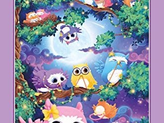 Schmidt – Nella Foresta dei Gufi Puzzle per Bambini, 200 Pezzi