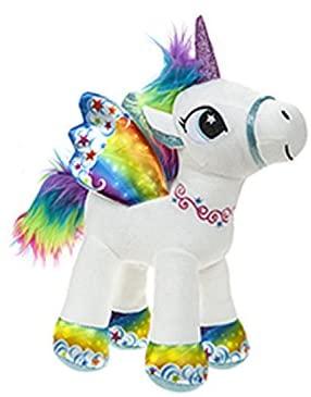 Barrado Peluche Unicorno Alato in Piedi - Supersoft qualità...