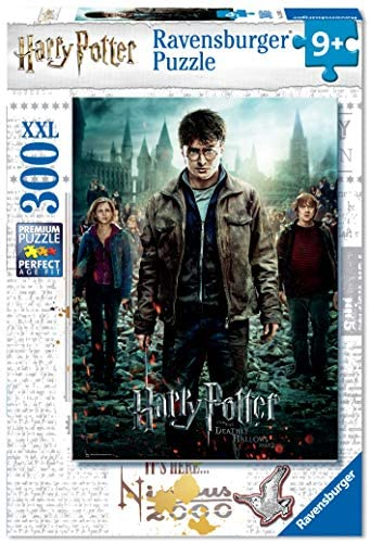 Ravensburger- Harry Potter Puzzle per Bambini, Multicolore, 300 Pezzi,...