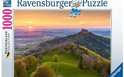 Ravensburger Puzzle – Castello di Hohenzollern, 15012 0