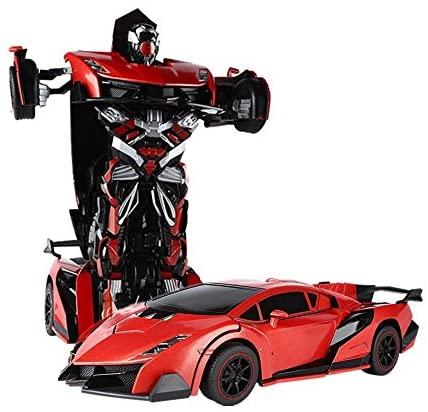 SainSmart Jr. RC Cars Trasformation Robotor Car Toy RC Veicoli 2.4 GHz...