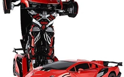 SainSmart Jr. RC Cars Trasformation Robotor Car Toy RC Veicoli 2.4 GHz…