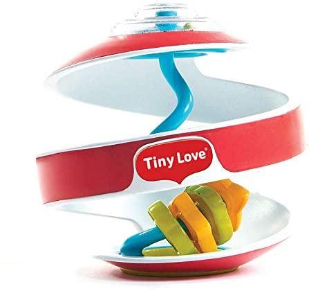 Tiny Love Inspiral Gioco Educativo per bambini con anelli scorrevoli e...
