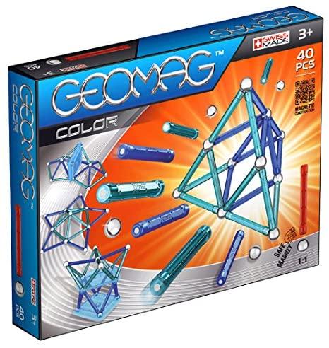 Geomag Classic Color 252 Costruzioni Magnetiche e Giochi Educativi,...
