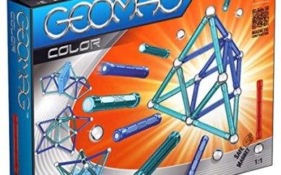 Geomag Classic Color 252 Costruzioni Magnetiche e Giochi Educativi,…
