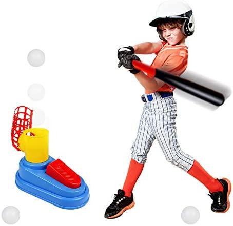 Giochi da Giardino per Bambini Set Baseball Compreso Mazza da Baseball,3...