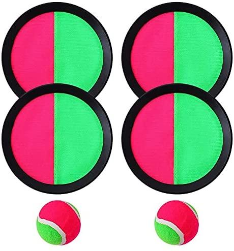 SWZY Toss E Cattura Gioco della Palla Set Paddle Palle di Gioco della Palla...