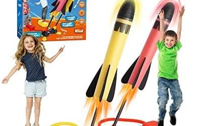 Giocattoli Bambino 4-12 Anni, Razzo Spaziale Giocattolo Regali per Ragazzi…