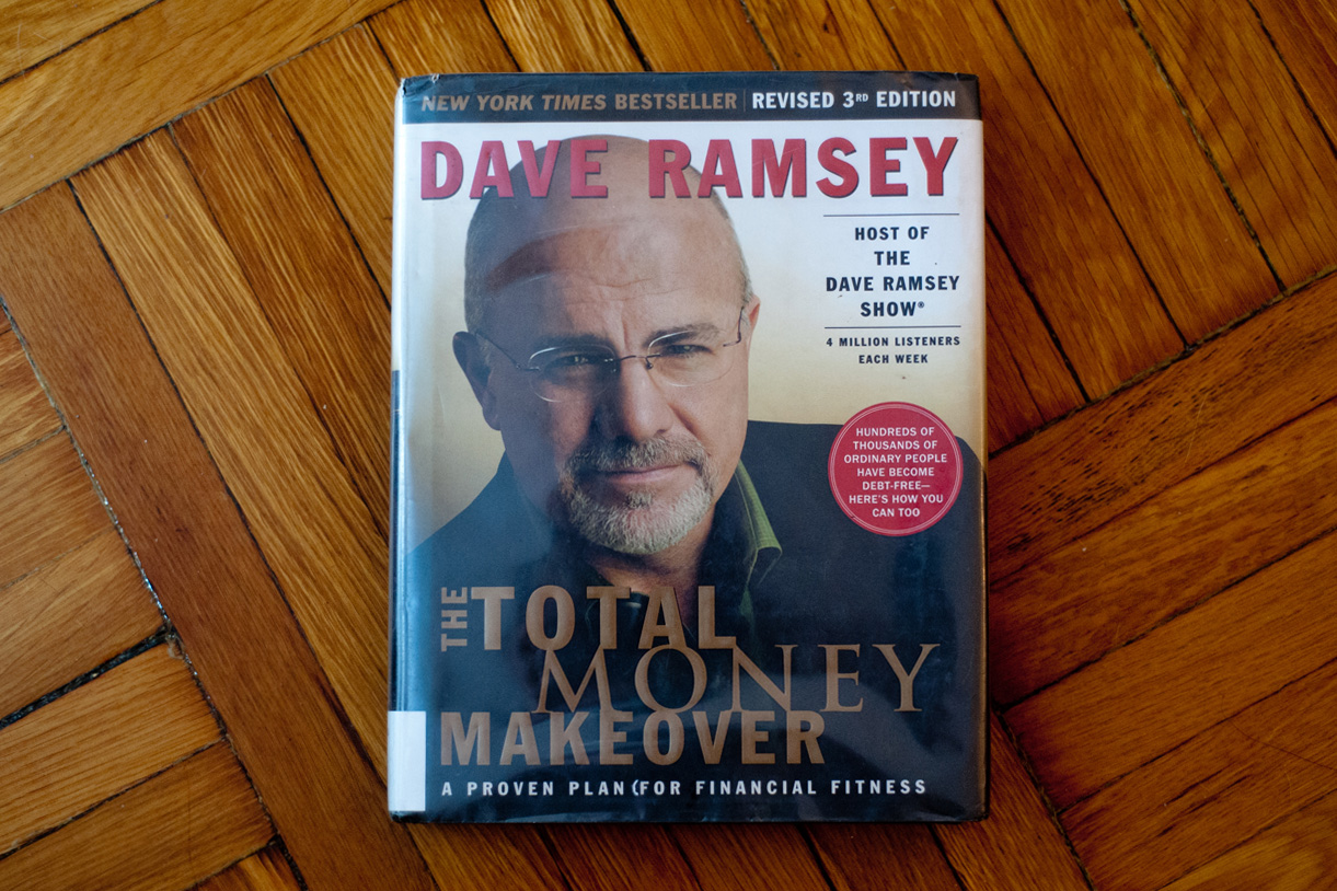 Book Review The Total Money Makeover Dave Ramsey Save