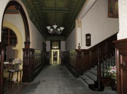 Interior Ground Floor Hallway