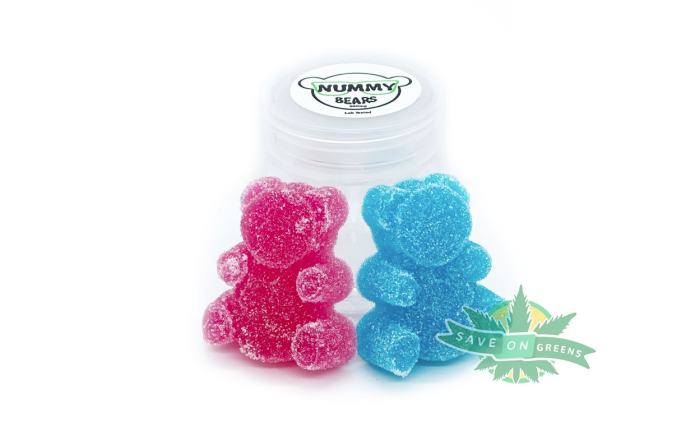 Nummy Bears Cheap Weed