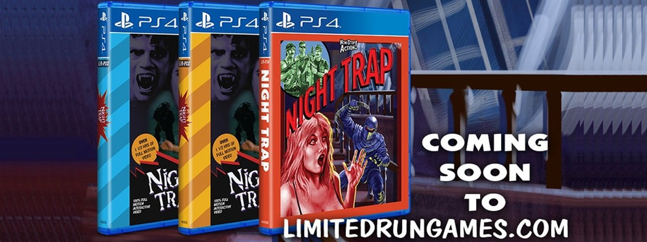 Night Trap PS4