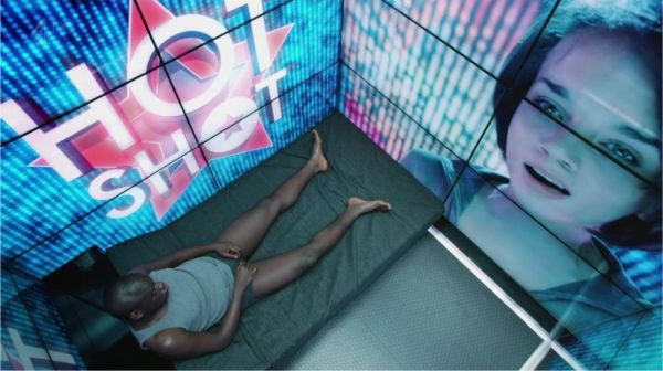 Black Mirror Room Screens