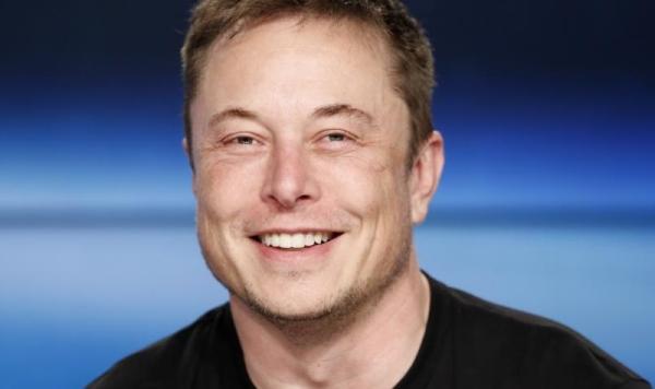 Elon Smile