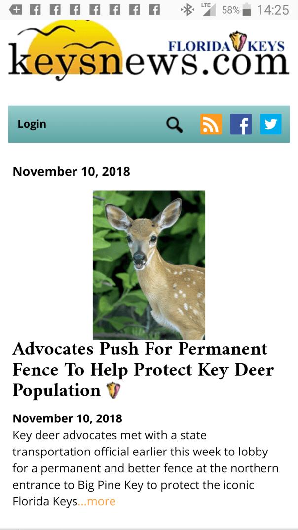 KeysNews.com 11-10-18