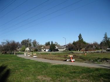Area A in TJ Martin Park