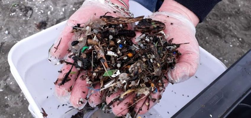 Plastic Nurdles Everywhere – A Cautionary tale from Wellington, NZ
