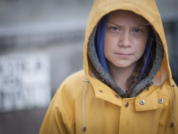 Message from Greta Thunberg – July 2019