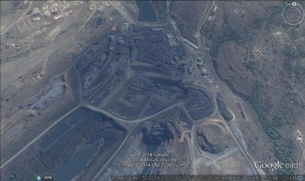 Somkhele mine 2