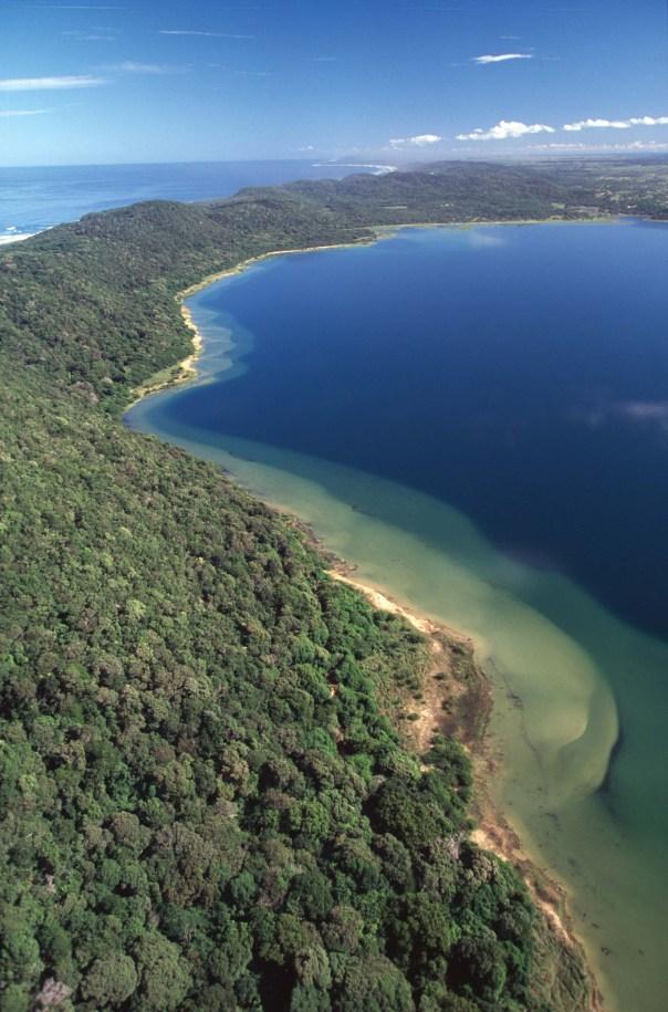 Aerial Photos, St Lucia