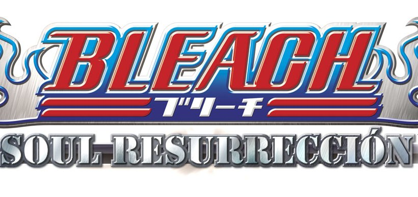 bleach soul resurrección logo