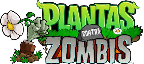plantas contra zombies logo