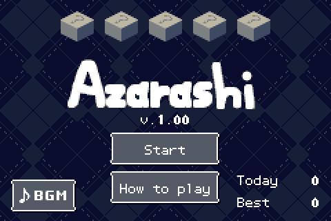Azarashi Logo