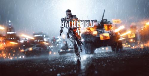 Battlefield 4 - Key Art