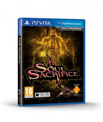 Soul Sacrifice_caratula