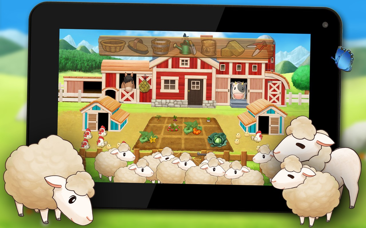 Harvest Moon Lil Farmers (3)
