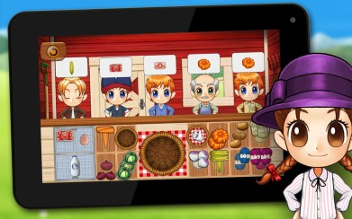 Harvest Moon Lil Farmers (4)