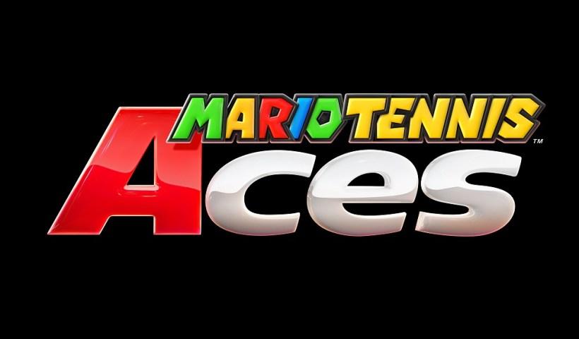Logo de Mario Tennis Aces