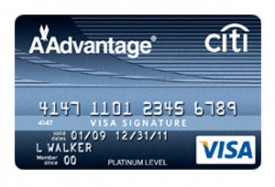 Try to make the Citi AAdvantage Platinum Select card at least one of your cards - it will give you a great 10,000 mile refund on miles used for awards