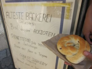 A break at one of the oldest bakeries in town