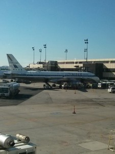 Neat old-school livery at Newark