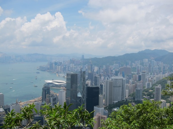 View from the Peak (2010)