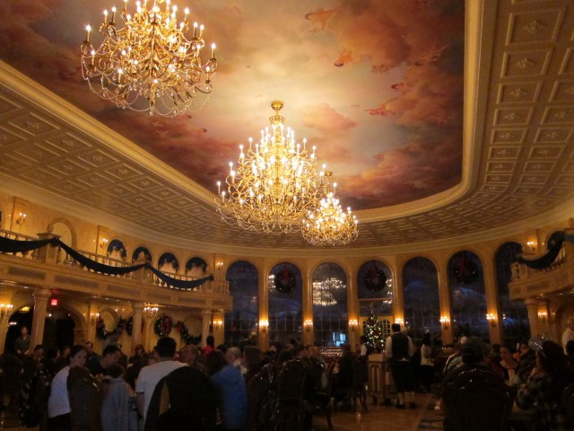 The fanciest cafeteria I've ever eaten in