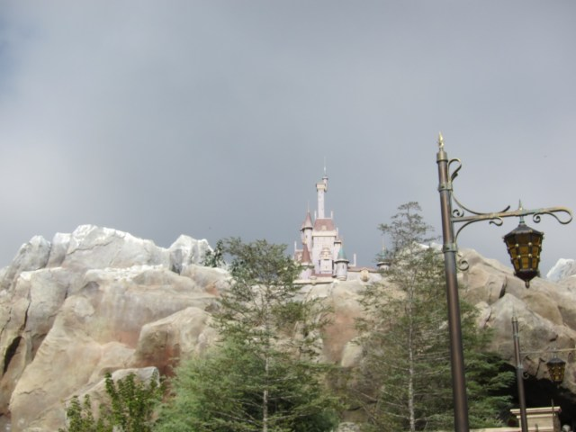 More visual trickery from the Imagineers