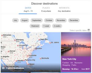 Family Travel Hacking Guide 10: Using Google Flights to search airfare