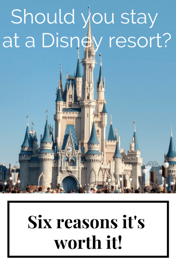 You pay a premium to stay in an on site Disney resort, but here the many benefits Disney offers (and their monetary value!) that makes it worth the cost.