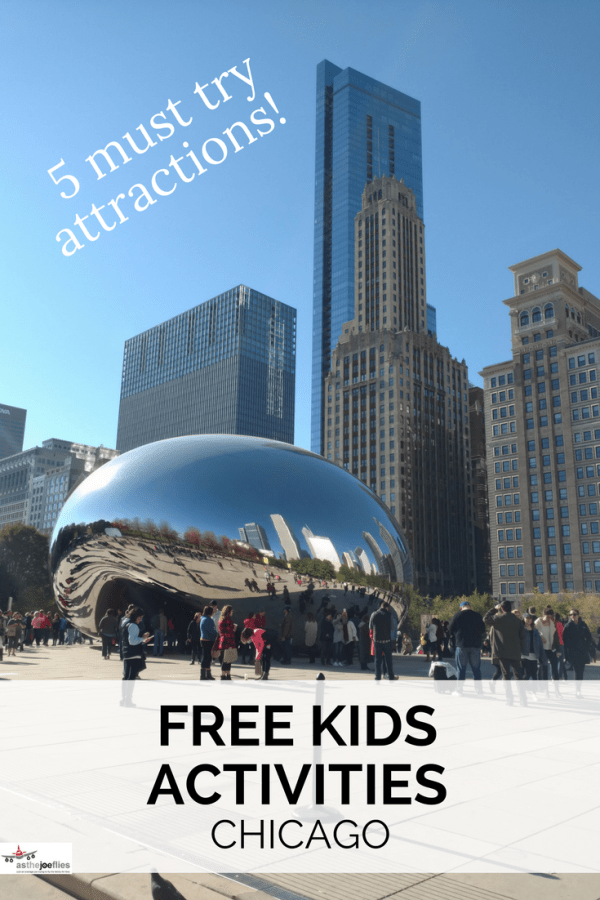 Keep your kids entertained in Chicago with these FREE activites. There's plenty of fun to be had without hurting your wallet!
