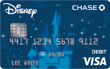 Get A Chase Disney Debit Card For A Free Character Meet