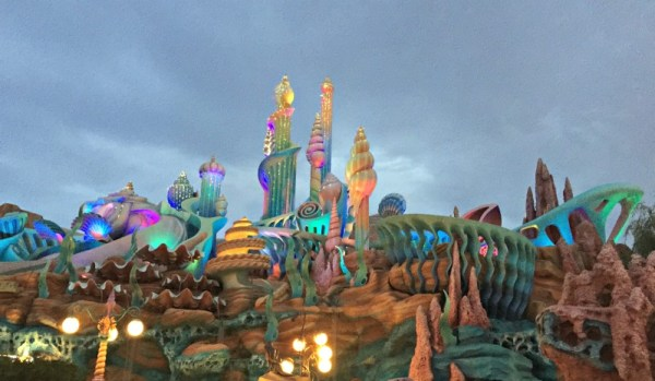 DisneySea - Mermaid Lagoon