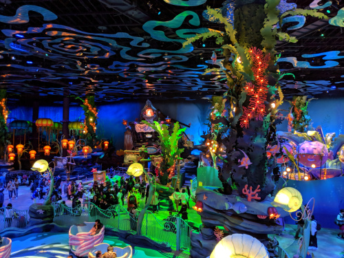DisneySea Mermaid Lagoon