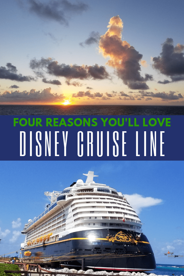 Thinking of taking a Disney cruise? Here are the best things about Disney Cruise Line